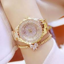 <b>Women</b> Watches <b>2019 Luxury Brand</b> Diamond Quartz <b>Ladies</b> Rose ...