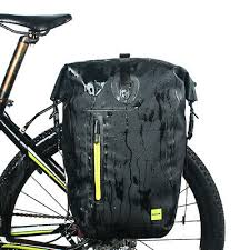 <b>RHINOWALK 25L</b> Waterproof <b>Cycling Bike</b> Bags MTB <b>Bike</b> Rear ...