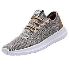 KEEZMZ Men's <b>Running Shoes Fashion Breathable Sneakers Mesh</b> ...