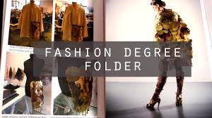ba fashion year final collection folder first class degree ba fashion year 3 final collection folder first class degree