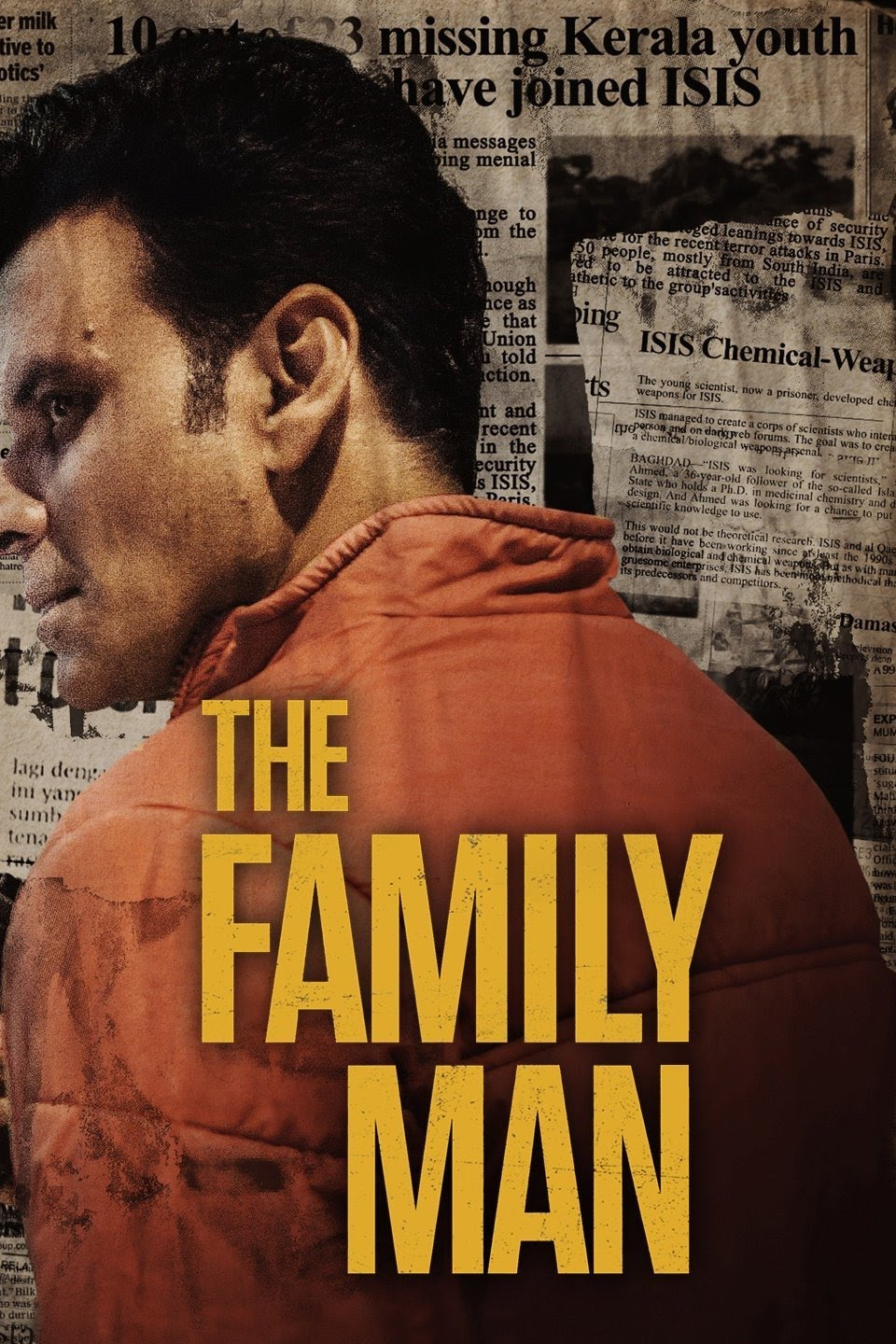 The Family Man S01 2019 Web Series Hindi WebRip All Episodes 480p || 720p