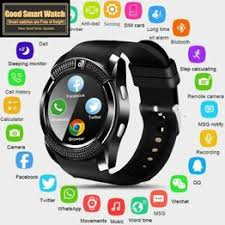 V8 SmartWatch Bluetooth Smartwatch Touch Screen Wrist ... - Vova