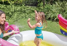 <b>Inflatable</b> Pools