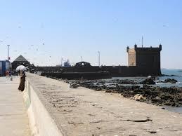 bord de port essaouira