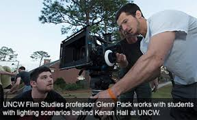 He did his undergraduate work in Creative Writing at the University of North Carolina Wilmington  After graduating  he lived in Buenos