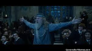 Meme Creator - Dumbledore Meme Generator at MemeCreator.org! via Relatably.com