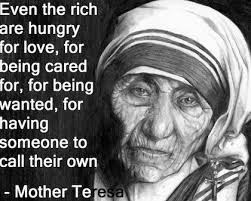 Images) 22 Humbling Mother Teresa Picture Quotes | Famous Quotes ... via Relatably.com