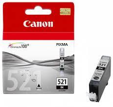 <b>Картридж</b> для принтера <b>Canon CLI</b>-<b>521</b> (черный) купить в Москве ...