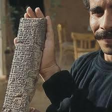 friday essay  war crimes and the many threats to cultural heritage    clay tablet