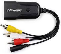 HDMI to AV Adapter Mini HD Video Converter Box ... - Amazon.com