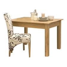 baumhaus mobel oak small solid oak dining table 90cm baumhaus mobel oak medium