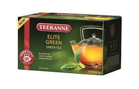 <b>Чай зеленый Elite Green</b> 20 пак. <b>Teekanne</b> — купить в Москве в ...