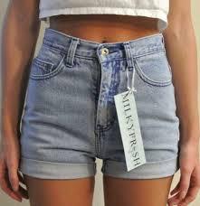 джинсовые <b>шорты</b> с завышенной талией - Поиск в Google ...