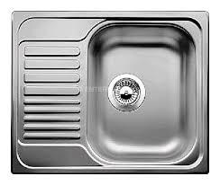 <b>Кухонная мойка Blanco Tipo</b> 45 S mini (нерж.сталь декор)