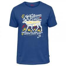 <b>Футболка FJALLRAVEN Classic</b> SWE T-Shirt 81944 купить ...