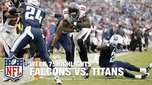 Falcons vs. Titans | Week 7 Highlights | NFL - YouTube