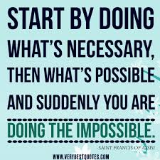 Image result for keep doing the impossible graphics