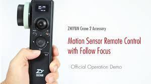 <b>ZHIYUN</b> Crane 2 Accessory  Motion Sensor Remote Control with ...