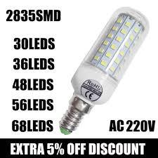Hot <b>Wholesale</b> Full NEW 2835 SMD <b>LED Corn Bulb</b> 220V LED <b>lamp</b> ...