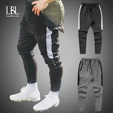 Men <b>Fitness</b> Joggers Sweatpants <b>2019</b> Bottom Male <b>Gyms</b> ...