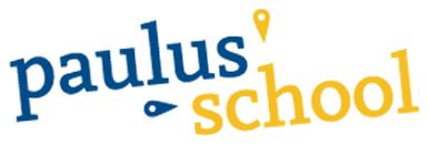 Afbeeldingsresultaat voor paulusschool hilversum logo