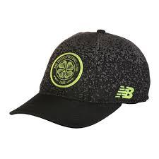 <b>Celtic Elite Cap</b> 18/19 (Black) – Football Central