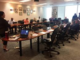 veterans getting training for new collar jobs wusf news the tampa ibm training session for veterans to learn analyst notebook a software widely used to detect fraud