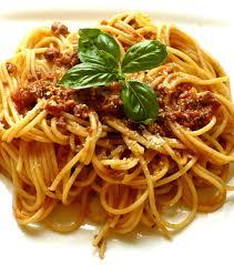 """Résultat de recherche d'images pour """"repas spaghetti"""""""