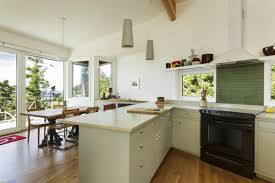 Kitchen Without Upper Cabinets Windows Instead Of Cabinets Innotech Windows Doors