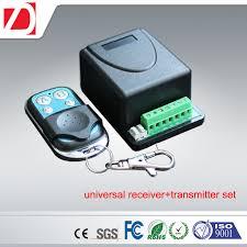 <b>Wireless universal</b> remote control set <b>433MHz</b> with large capacity