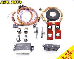 FOR VW Golf 7 MK7 VII <b>Intelligent auto Parking Assist</b> Park Assist ...