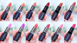 <b>SMASHBOX BE LEGENDARY</b> LIPSTICKS | Lip Swatches - YouTube