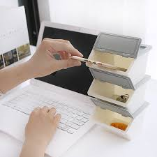 Multifunction Desktop <b>Storage</b> Boxes <b>Plastic Cosmetic Storage</b> Box ...