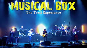 <b>Steve Hackett</b> - Musical Box (The Total Experience) - YouTube