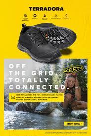 Keen Hiking <b>Shoes</b> | Waterproof Hiking <b>Sandals</b> | Casual Hiking <b>Boots</b>