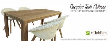 <b>Reclaimed Teak</b> Furniture Indonesia: <b>Recycled Teak</b> Indonesia