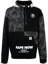 AAPE BY *A <b>BATHING APE</b>® for Men - Designer Clothing & Shoes ...