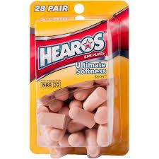 Hearos <b>Ultimate Softness</b> Series <b>Ear Plugs</b> 28 Pair | Guitar Center