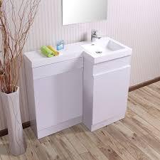 gloss bathroom vanity unit basin sink