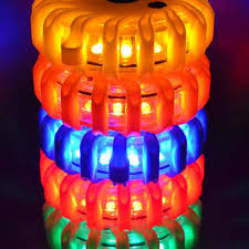 2pcs <b>LED Emergency</b> Magnet <b>Flashing Warning</b> Night Lights Safety ...