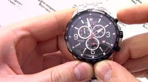 <b>Часы Swiss Military Hanowa</b> 06-5251.33.001 - видео обзор от ...