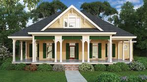 Cottage House Plans and Cottage Designs at BuilderHousePlans comCottage Style House   Plan HWBDO