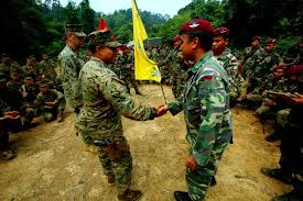 US Marines, <b>Sailors</b> share best practices with Malaysian Rangers ...