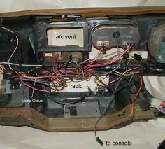 basic wiring harnesses for trans ams speaker wiring was separate and the format was standard 80s gm a 1970 77 harness would have 1960 s radio plug and a plug for a power door lock switch