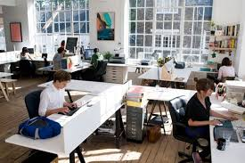 open office offices and openness on pinterest awesome open office plan coordinated