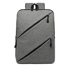 Men's 15-inch Laptop <b>Backpack Oxford Cloth Waterproof</b> Travel ...
