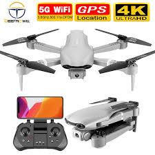 2020 NEW <b>GX5</b> Pro GPS Drone With 4K Camera <b>RC Quadcopter</b> ...