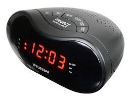 Радиобудильник <b>HYUNDAI H</b>-<b>RCL160</b> подсветка, черный ...