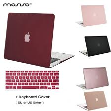 MOSISO MacBook Air <b>Plastic Hard</b> Cover with <b>Keyboard Cover</b>