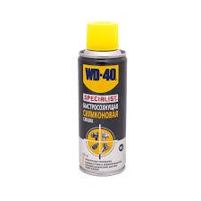 <b>Смазка силиконовая WD-40</b>, 200 мл - купите по низкой цене в ...